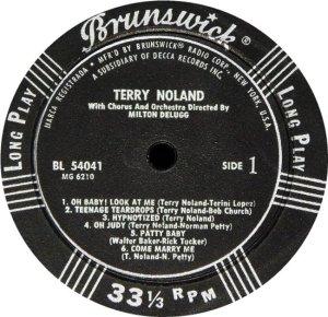 NOLAND TERRY 1958 C