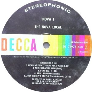 NOVA 1 1968 D