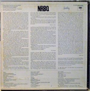 NRBQ 1969 B