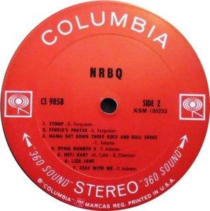 NRBQ 1969 D