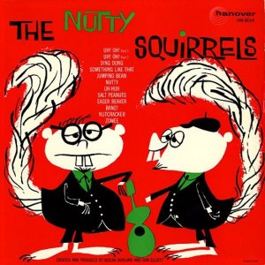 NUTTY SQUIRRELS 1959 A