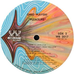 OHIO PLAYERS 1972 D