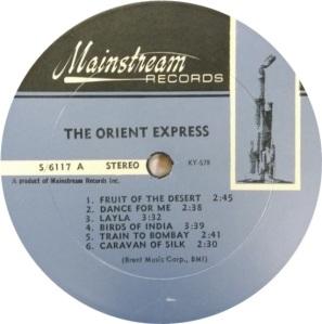 ORIENT EXPRESS 1969 B
