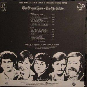 ORIGINAL CASTE 1969 B