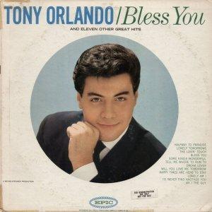ORLANDO TONY 1961 A