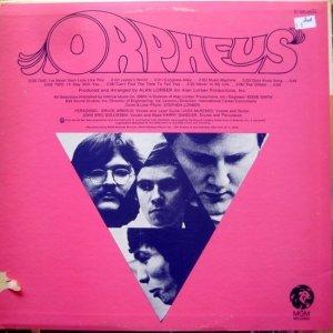 ORPHEUS 1968 B