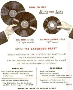 1952 RCA Victor Ad