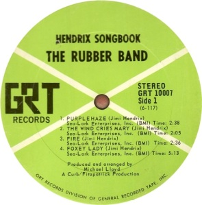 RUBBER BAND 1969 C