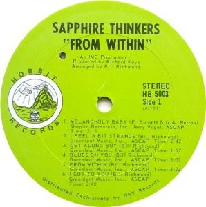 SAPPHIRE 1969 C
