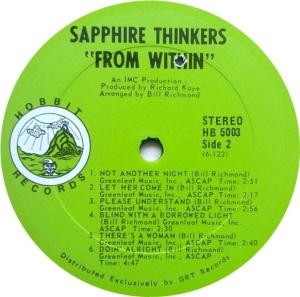 SAPPHIRE 1969 D
