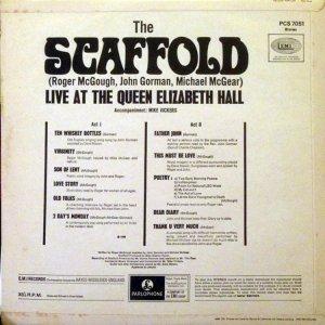 SCAFFOLD 1968 B