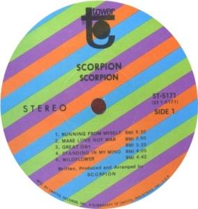 SCORPION 1969 C