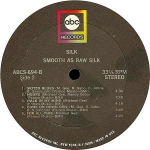 SILK 1969 D
