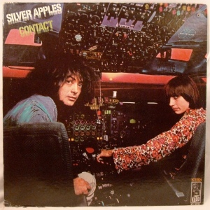 SILVER APPLES 1969 A