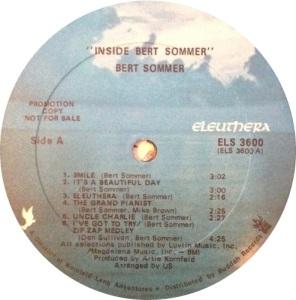 SOMMER BERT 1969 B