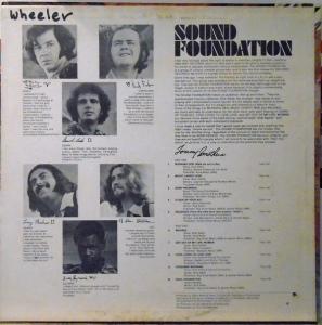 SOUND FOUNDATION 1969 B
