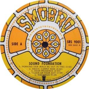 SOUND FOUNDATION 1969 C
