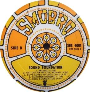 SOUND FOUNDATION 1969 D