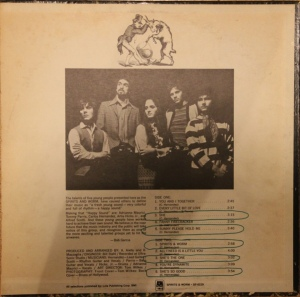 SPIRITS AND WORM 1969 B