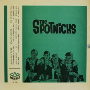 SPOTNICKS 1961 A