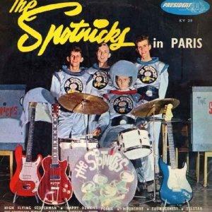 SPOTNICKS 1962 A