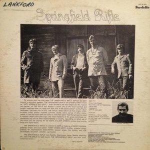 SPRINGFIELD RIFLE 1968 B