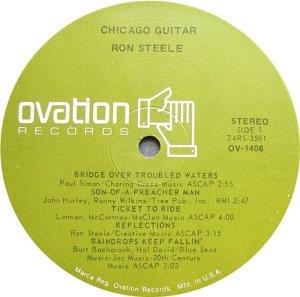 STEELE RON 1969 C