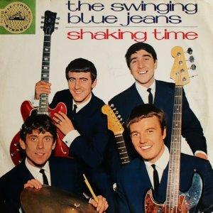 SWINGIN BLUE JEANS 1964 A