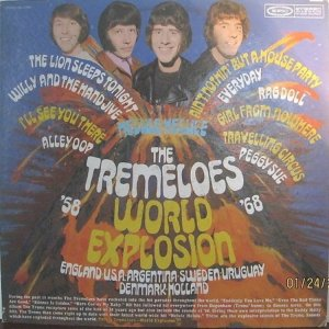 TREMELOES 1968 A