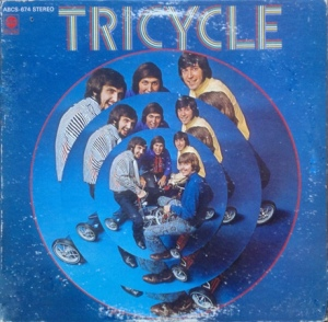 TRICYLE 1969 A