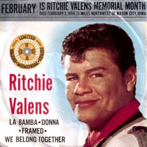 VALENS RITCHIE 1960 01 A