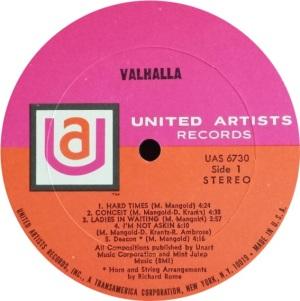 VALHALIA 1969 C