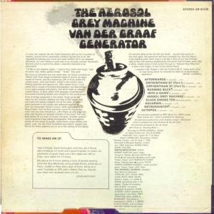 VAN DER GRAFF 1969 B