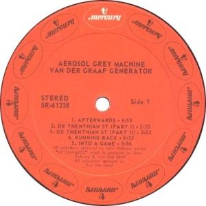 VAN DER GRAFF 1969 C