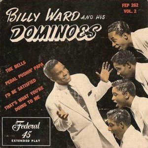 WARD AND DOMINOES - 1954 01 A