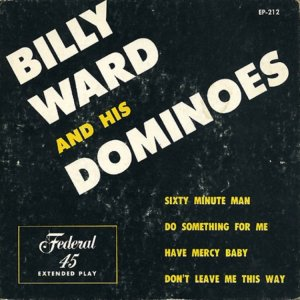WARD AND DOMINOES - 1956 01 A
