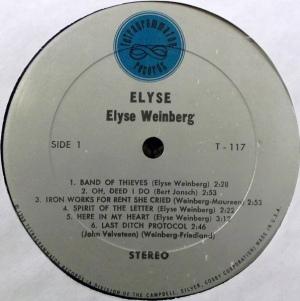 WEINSBURG EL 1969 C