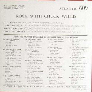 WILLIS CHUCK 1958 01 B