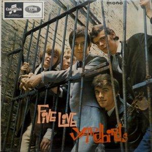 YARDBIRDS 1964 A