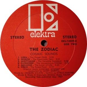 ZODIAC 1969 C