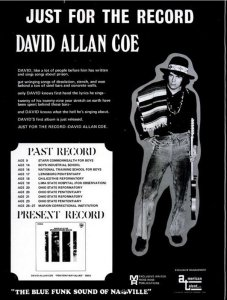 1970-05-23 DAVID ALLAN COE
