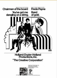 1970-05-23 HOLLAND DOZIER HOLLAND