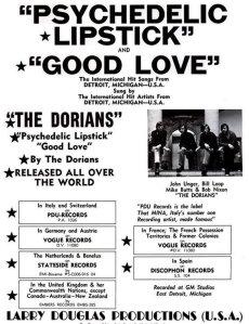 1970-07-04 DORIANS