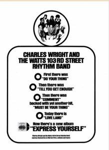 1970-07-11 CHARLES WRIGHT