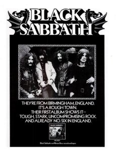1970-07-18 BLACK SABBATH