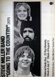 1970-08-01 STEVE MILLER BAND