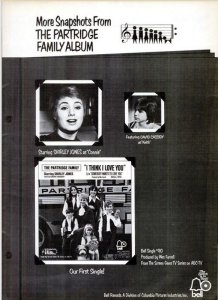 1970-08-15 PARTRIDGE FAMILY