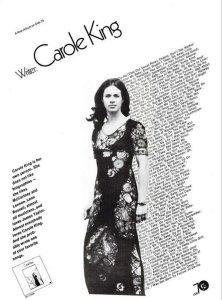 1970-08-22 CAROLE KING