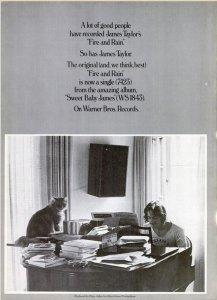 1970-08-29 JAMES TAYLOR