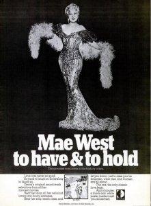 1970-09-05 MAE WEST